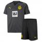 Seconda Maglia Borussia Dortmund Bambino 2021/22