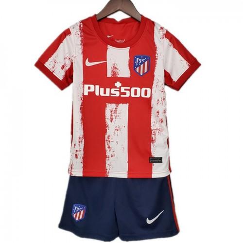 Prima Maglia Atletico Madrid Bambino 2021/22