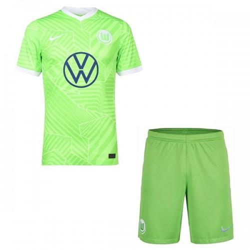 Prima Maglia Wolfsburg Bambino 2021/22