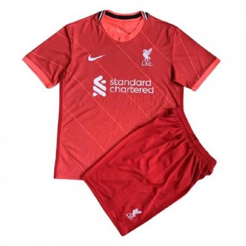 Prima Maglia Liverpool Bambino 2021/22
