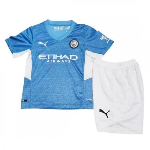 Prima Maglia Manchester City Bambino 2021/22