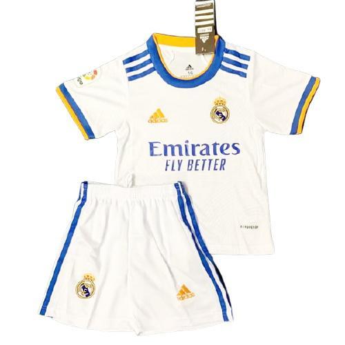 Prima Maglia Real Madrid Bambino 2021/22